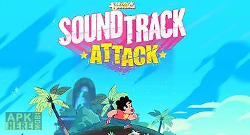 Soundtrack attack: steven univer..