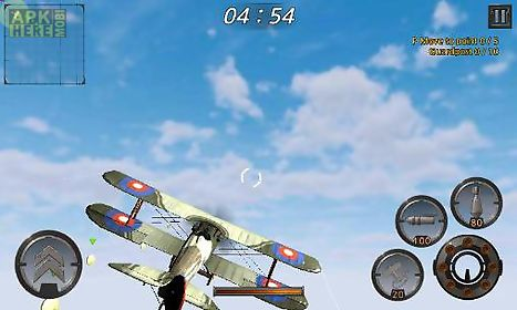 ww1 sky of the western front: air battle