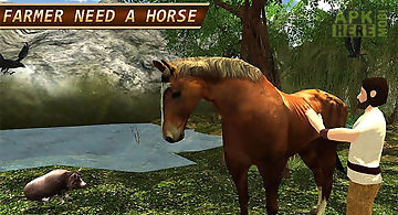 Life of horse - wild simulator