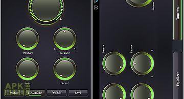 Poweramp free green skin hd