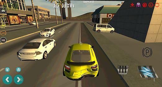 car drifting simulator 3d