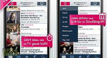Klack tv-programm (phone)