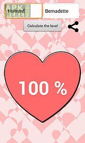 love calculator love test