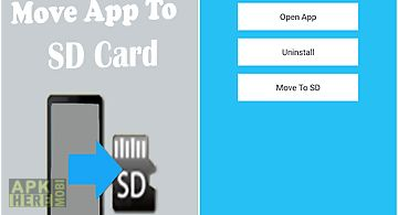 Move app to sd card 2016