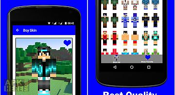 Cute boy hd go locker theme for android free download at apk here cute boy hd go locker theme hd boy skins for minecraft pe voltagebd Images