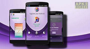 Upgrade for android du master