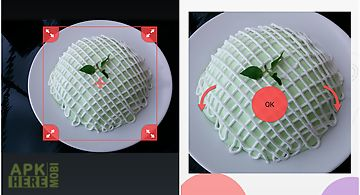 Easy image crop -trim/cut pic-