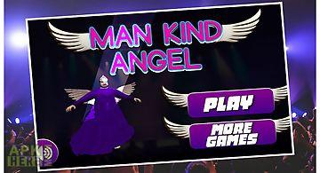 Mankind angel taher sim 3d