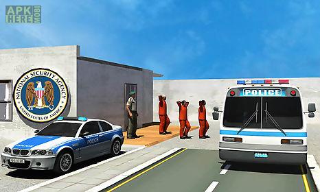 prisoner transport police bus