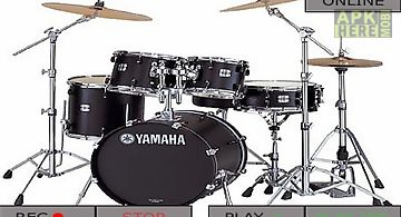 Real drums bateria