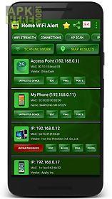 wifi analyzer- home wifi alert