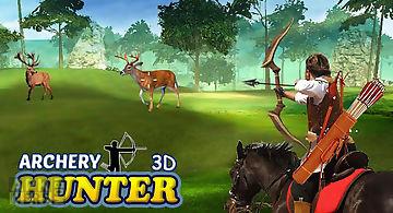Archery hunter 3d