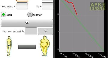 Fitness chart free