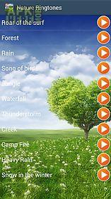 nature sounds ringtones