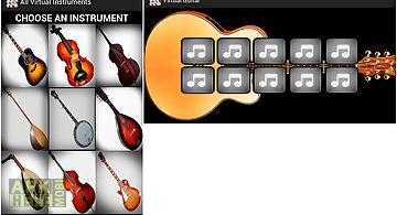 Play all virtual instruments