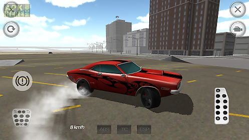 Extreme tuning car simulator for Android free download at