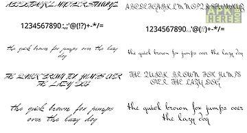 fonts for flipfont love fonts - Halloween Writing Font