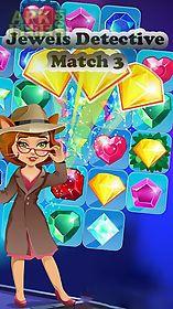 jewels detective: match 3