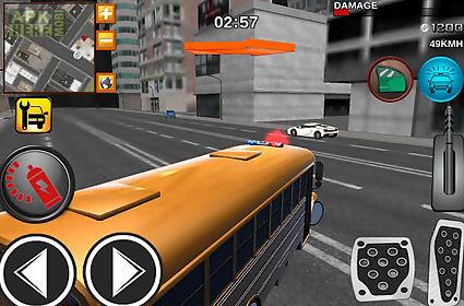 police bus driver: prison duty