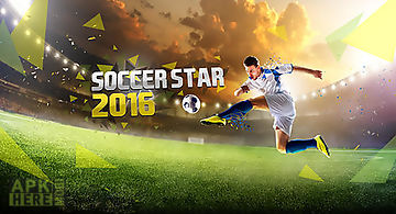 Soccer star 2016: world legend