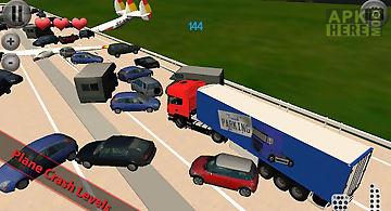 Euro truck parking