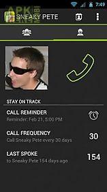 phone tracks