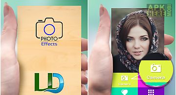 Photo effects and filters