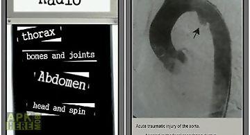 Radiology radiographs of exams