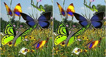 Butterfly animated color lwp! Li..