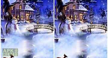 Christmas snowfall  Live Wallpap..
