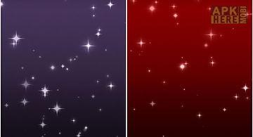 Glitter 3d  Live Wallpaper