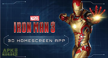 Iron man 3  Live Wallpaper