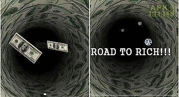 Money Tunnel Live Wallpaper