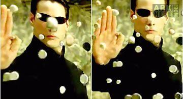 Neo in the matrix  Live Wallpape..