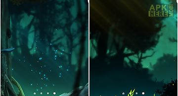 Fantasy jungle Live Wallpaper