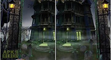Haunted house lwp Live Wallpaper