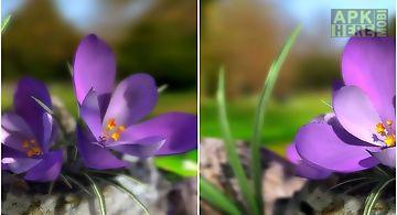 Nature live: spring flowers 3d L..