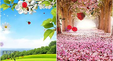 Spring by pro  Live Wallpaper