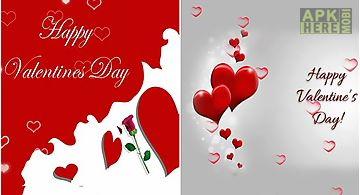 Valentines day by free wallpaper..