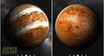 Venus Live Wallpaper