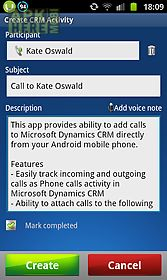 Akvelon crm call tracker for Android free download at Apk