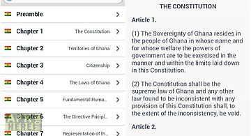 Constitution of ghana