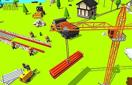 construct railroad euro train