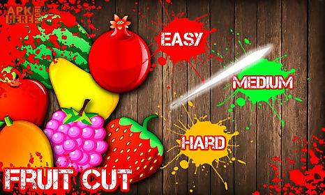 fruit cut mania