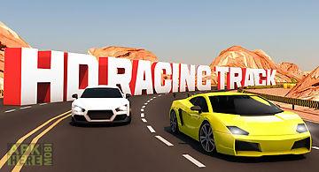 Island speed car racing