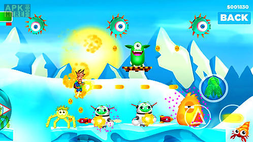 Adventure quest monster world for Android free download at Apk Here