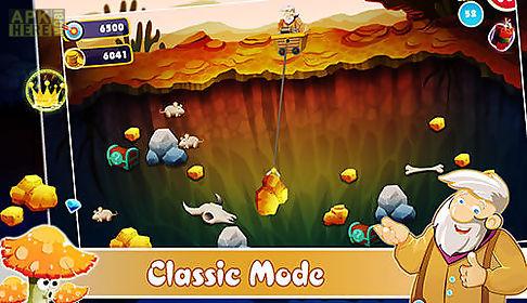gold miner: adventure. mine quest