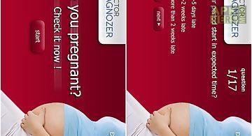 Pregnancy test dr diagnozer