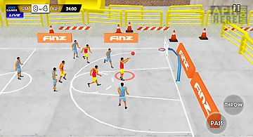 Street basketball 2016