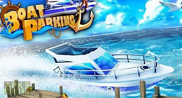 3d boat parking: ship simulator